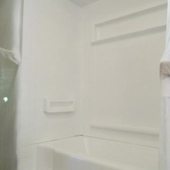Inexpensive Kitchen Remodel Large Clocks Shower Stalls - Fiberglass Units   Bay State Refinishing