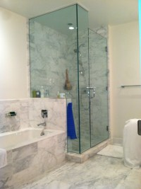 Boston Marble Bathroom Remodel - Bay State Refinishing ...