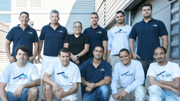Refinishing & Remodeling pros at Bay State in Boston, MA.
