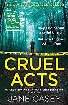 Cruel Acts Book Cover
