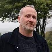 Photograph of Russ Thomas, author of Firewatching  and Nighthawking