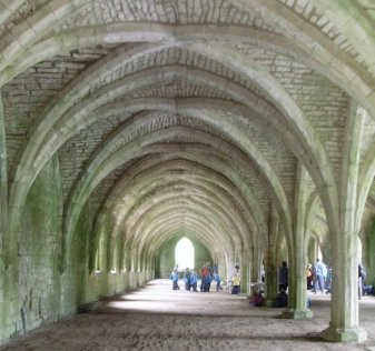 Fountains Abbey, UK
