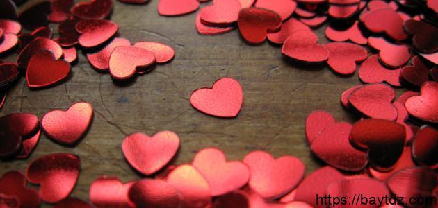 كيفية التعبير عن حبي لشخص