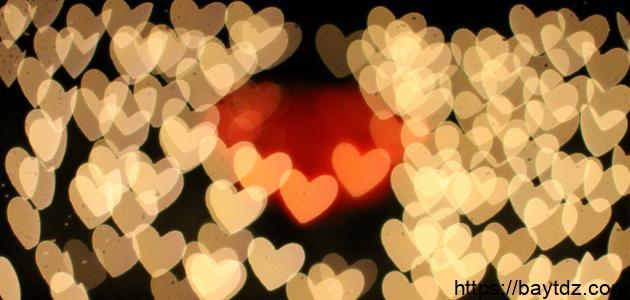 ما علامات الحب