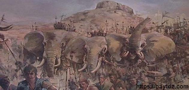ما هو عام الفيل