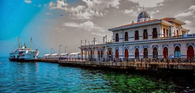 أجمل جزر تركيا