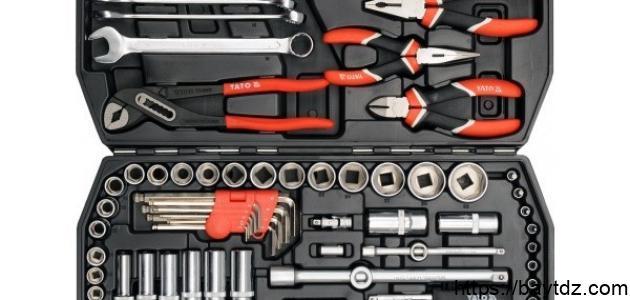 أدوات الميكانيكي
