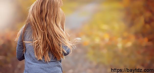أسهل وصفة لتطويل شعرك