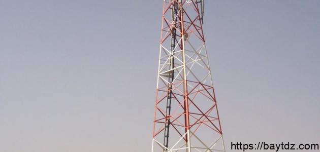 أضرار أبراج الاتصالات