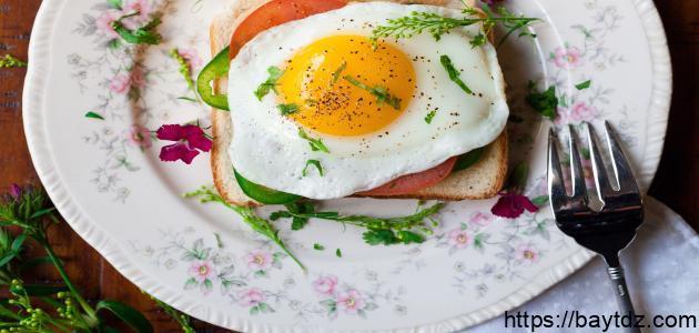 أفضل فطور للرجيم