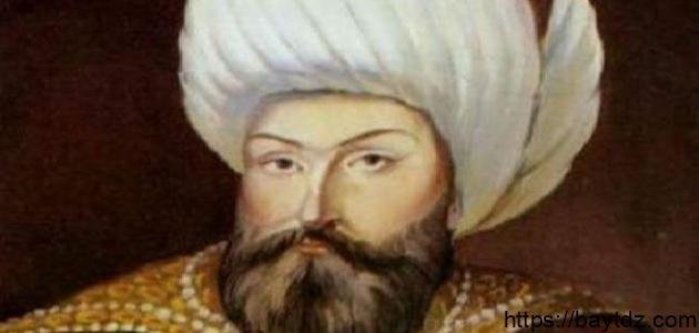 أول سلطان عثماني