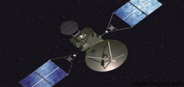 الأقمار الصناعية