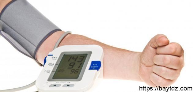 الضغط الطبيعي للدم