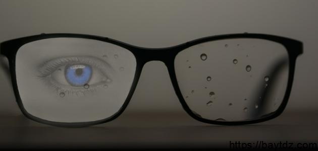 الفرق بين قصر النظر وطول النظر
