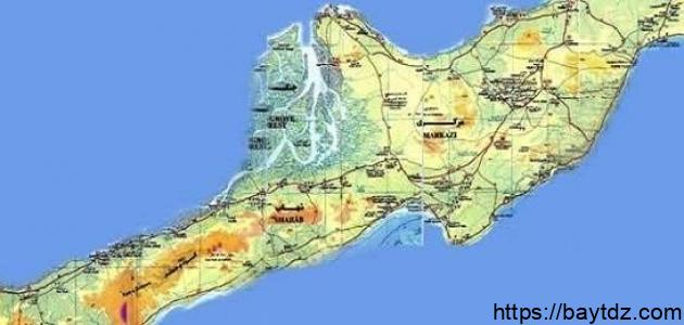 جزيرة قشم
