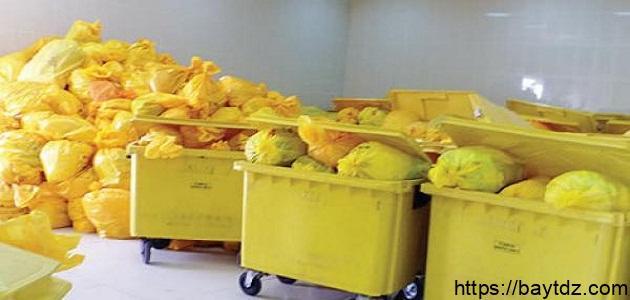 طرق معالجة النفايات