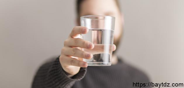طريقة التغلب على العطش في رمضان