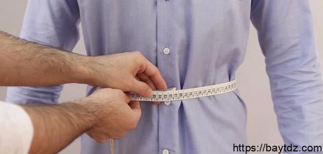 طريقة القياس بالمتر