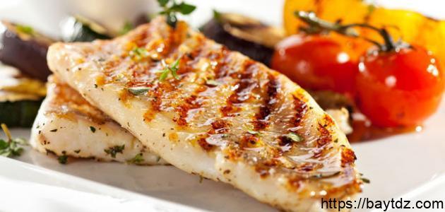 طريقة طبخ سمك الفيليه