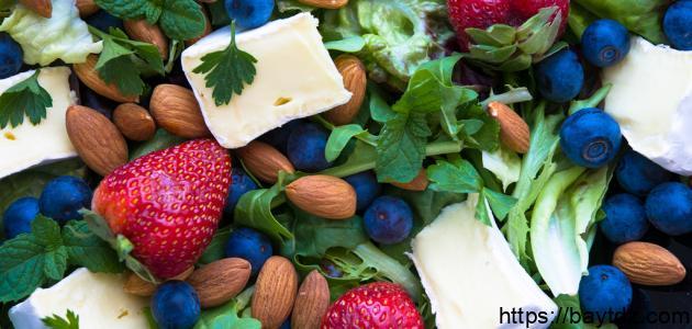 طريقة عمل غذاء صحي
