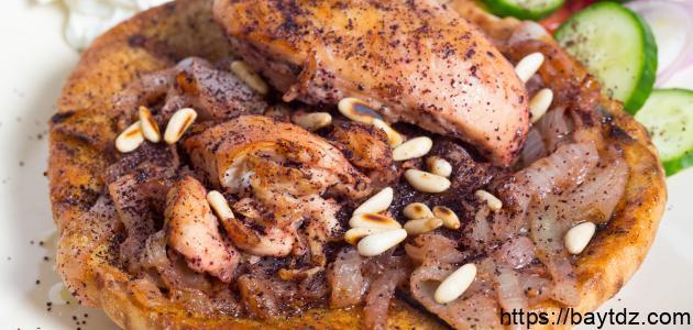 طريقة عمل مسخن الدجاج الأردني