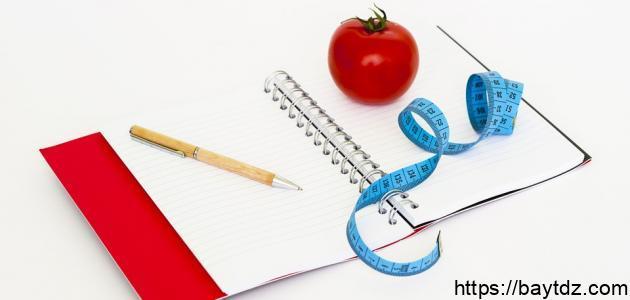 طريقة قياس نسبة الدهون