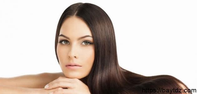 طريقة لنمو الشعر بسرعة