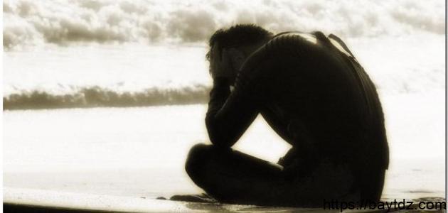 عبارات عن الحزن