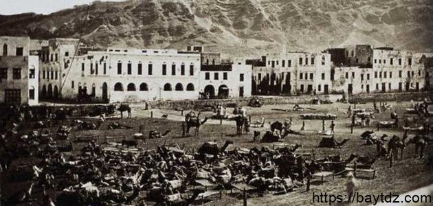 عدد سكان عدن