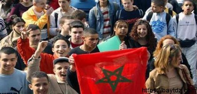 عدد مدن المغرب