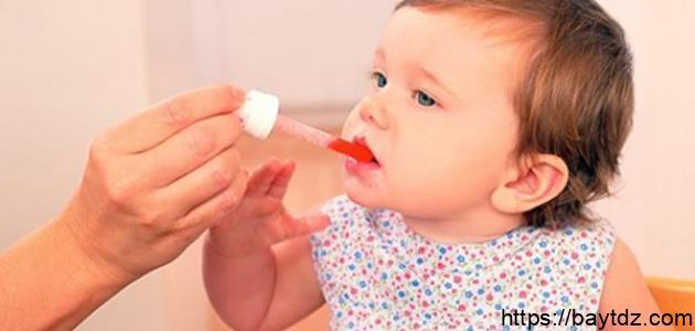 علاج البلغم للأطفال