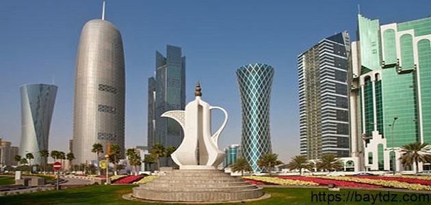 كم عدد سكان دولة قطر
