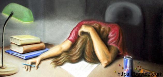 كيف أذاكر أيام الامتحانات