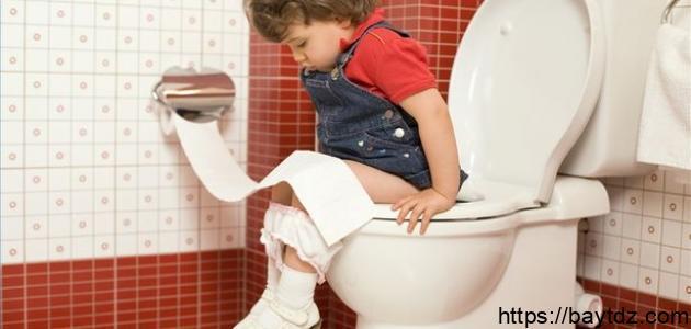 كيف أعالج الإسهال عند الأطفال