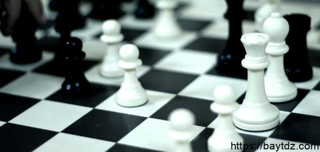 كيف تلعب الشطرنج للمبتدئين
