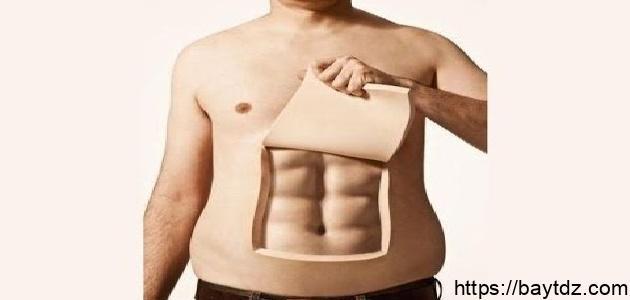 كيف يتم حرق الدهون