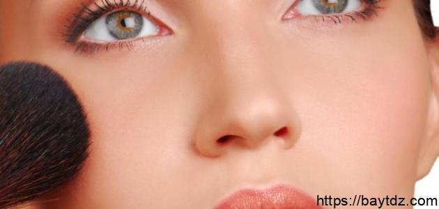 كيفية توحيد لون الوجه