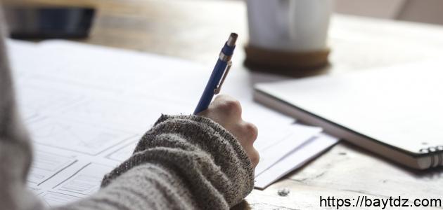 كيفية كتابة نص مقالي