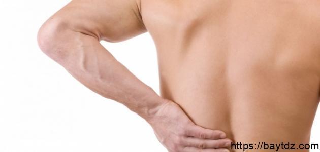 ما علاج ألم الظهر