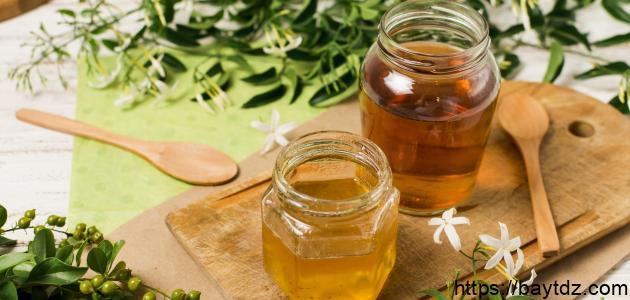 ما فوائد العسل مع الماء