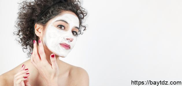 ماسك يزيل شعر الوجه