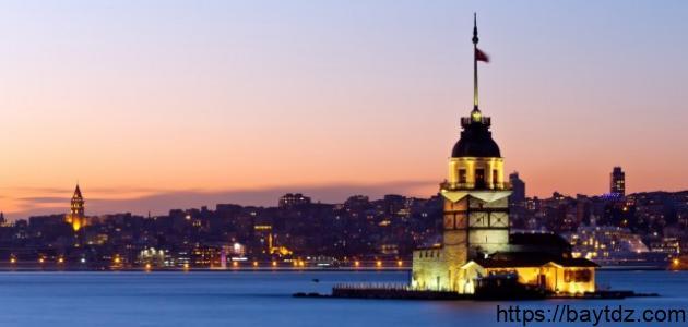 معالم مدينة إسطنبول