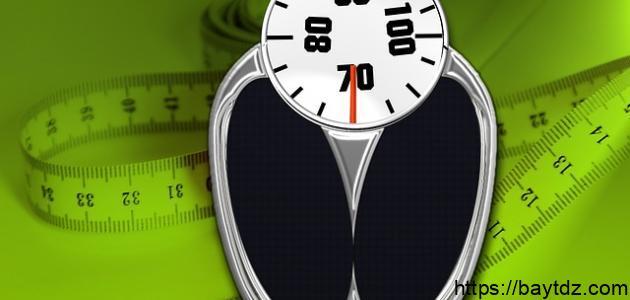 معلومات عن كيفية زيادة الوزن