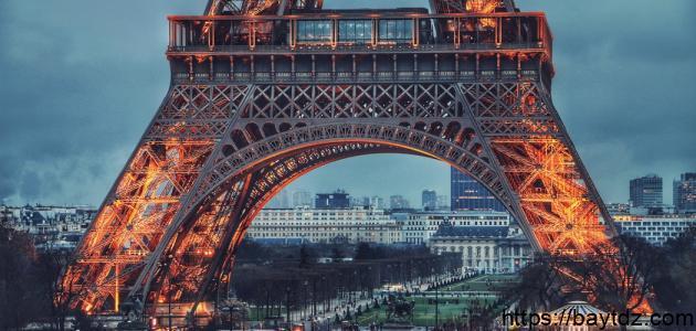 مميزات دولة فرنسا