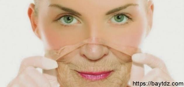 وصفات للتخلص من تجاعيد الوجه