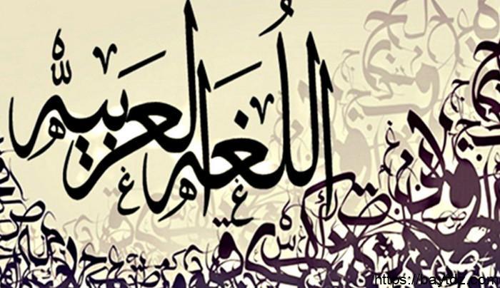 اذاعة عن الاحتفاء باللغة العربية
