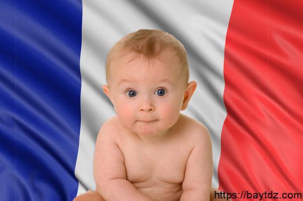 اسماء اولاد فرنسية