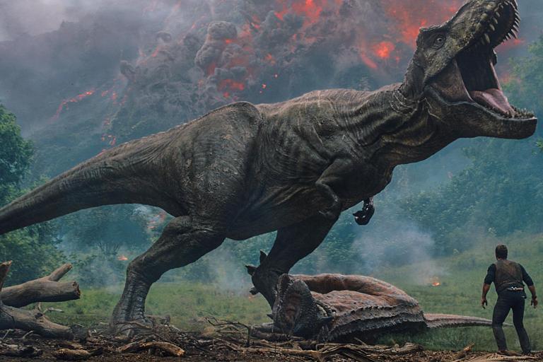 بحث عن الديناصورات