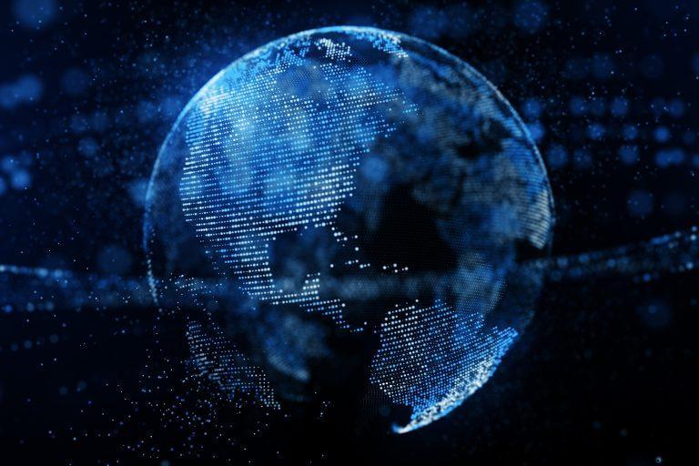 تعريف الفضاء الالكتروني