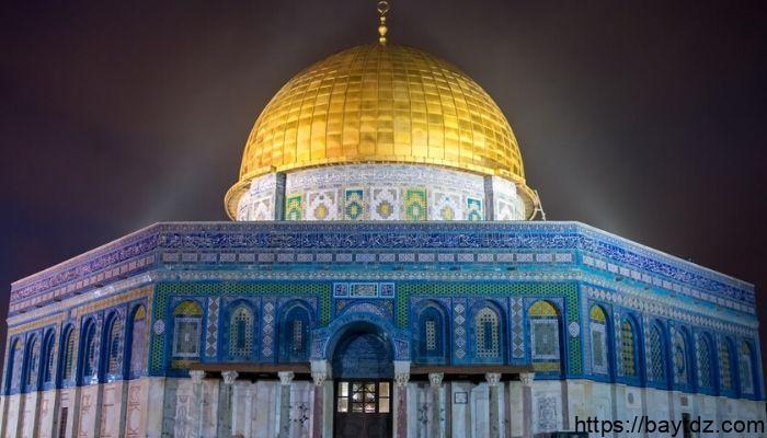 خريطه القدس بالتفصيل
